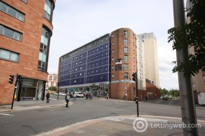 Property to rent in Flat 5/12, 1 Blackfriars Road, Glasgow