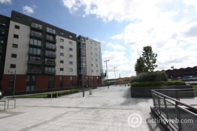 Property to rent in 11 Meadowside Quay Square, Glasgow