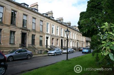 Property to rent in Kew Terrace, Glasgow