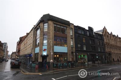 Property to rent in Flat 2/2 107 Ingram Street, Glasgow G1 1DX