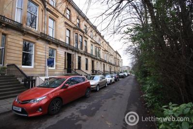 Property to rent in 6A Crown Terrace, Glasgow G12 9HJ