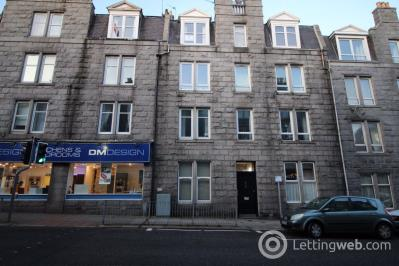 Property to rent in 216H Rosemount Place, Aberdeen