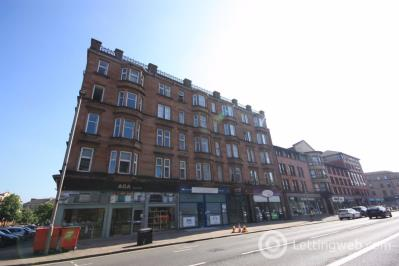 Property to rent in Flat 1/1 122 Great Western Road