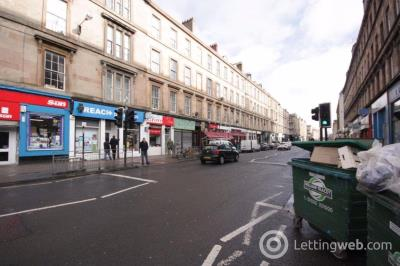 Property to rent in FLAT 1/1, 1088 ARGYLE STREET G3 8LY