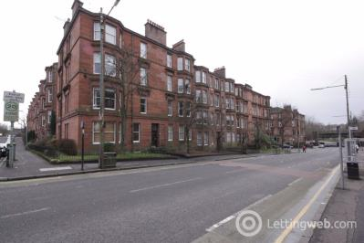 Property to rent in Clarence Drive, Glasgow