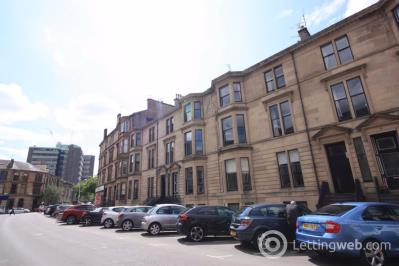 Property to rent in Flat 2/1, 11 Dowanside Road, G12 9YB