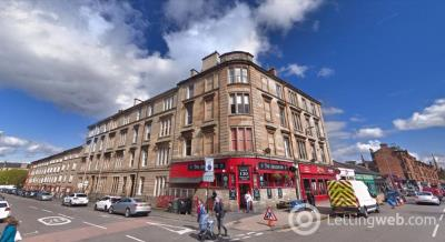 Property to rent in Flat 1/2 126 Woodlands Road, Glasgow