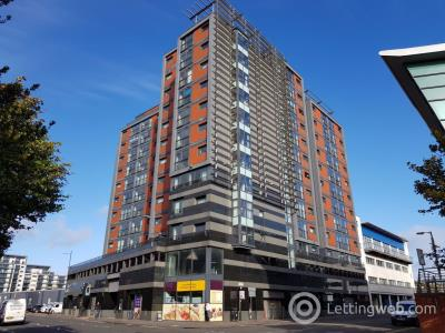 Property to rent in Flat 5/1 72 Lancefield Quay, Glasgow