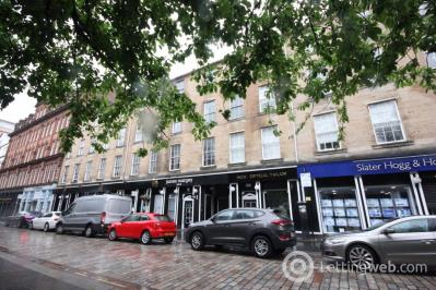 Property to rent in Flat 1/4, 117 Candleriggs
