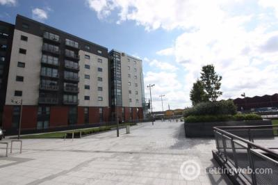 Property to rent in 6/1 11 Meadowside Quay Square, G11 6BT