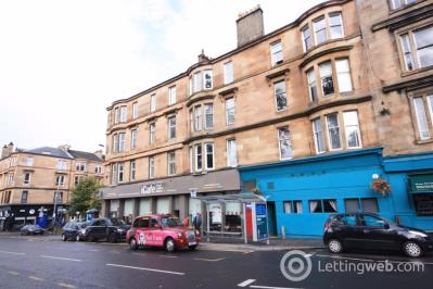 Property to rent in Flat 2/2 248 Woodlands Road, Glasgow G3 6ND