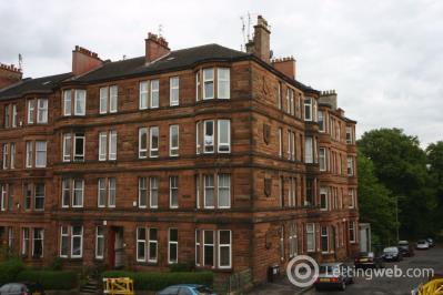 Property to rent in Flat 3/1 56 Thornwood Avenue,  G11 7PE