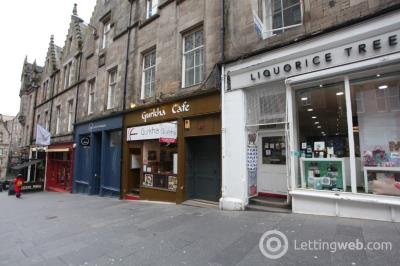 Property to rent in Cockburn Street, Central, Edinburgh, EH1 1BP