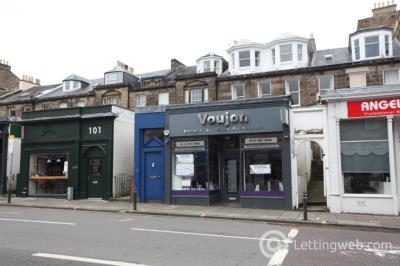 Property to rent in Newington Road BED 4, Newington, Edinburgh, EH9 1QW