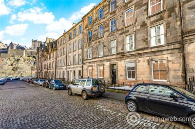 Property to rent in 3/7 Cornwall Street, Edinburgh, EH1