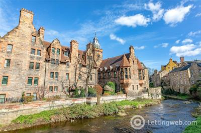Property to rent in 16 Well Court, Dean Path, Edinburgh, EH4