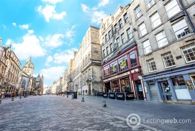 Property to rent in 233/1 Geddes Entry, High Street, Edinburgh, EH1