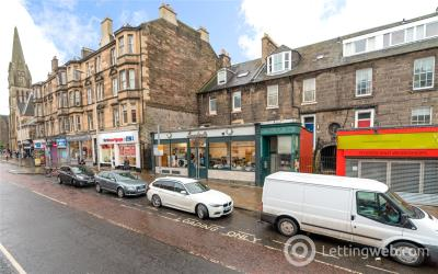 Property to rent in 346A/1F Leith Walk, Edinburgh, EH6