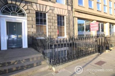 Property to rent in Annandale Street, Edinburgh, Midlothian
