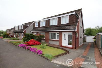 Property to rent in Stuart Road, Bishopton, Renfrewshire