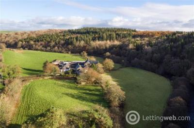Property to rent in Monkwood, Cassillis, Maybole, South Ayrshire