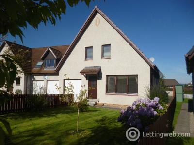 Property to rent in NEW TO LET 3 Bedroom detached Towerhill Drive, Inverness