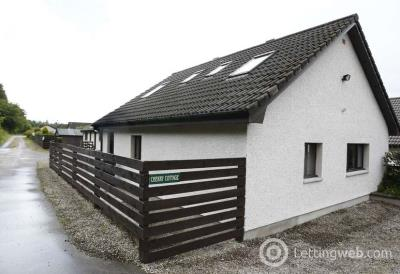 Property to rent in Cherry Cottage Drumsmittal North Kessock, Inverness, IV1 3XF