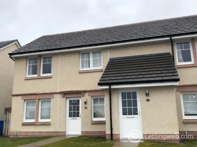Property to rent in 36 Wades Circle, Inverness, IV2 5JG