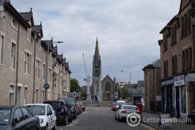 Property to rent in 11C Grieg Street, Inverness, IV3 5PT
