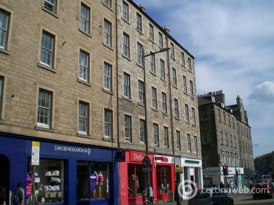 Property to rent in Nicolson Street, Newington, Edinburgh, EH8 9EH
