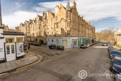 Property to rent in Roseneath Terrace, Edinburgh, EH9 1JS