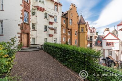 Property to rent in Ramsay Garden, Central, Edinburgh, EH1 2NA