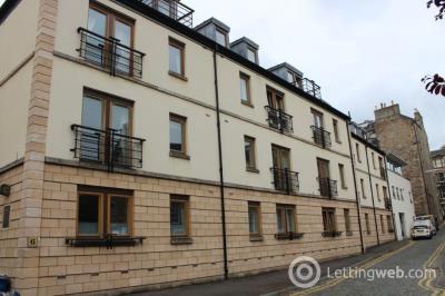 Property to rent in West Silvermills Lane, Stockbridge, Edinburgh, EH3 5BD
