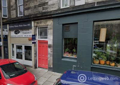 Property to rent in Roseneath Place, Marchmont, Edinburgh, EH9 1JD