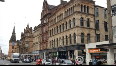 Property to rent in Albion Street, Glasgow City Council