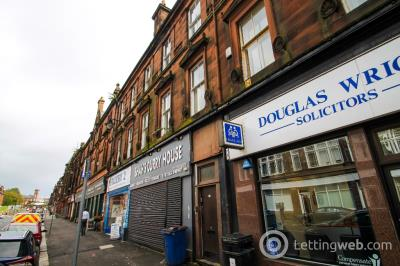 Property to rent in John Finnie Street, Kilmarnock, East Ayrshire, KA1 1BS