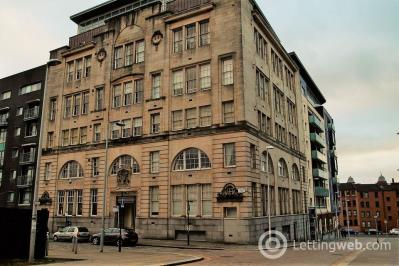 Property to rent in College Street, Merchant City, G11QH