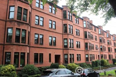 Property to rent in Lauderdale Gardens,Glasgow, G12 9QT