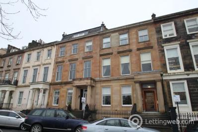 Property to rent in Woodside Terrace, Glasgow,G3 7UY
