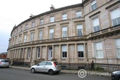 Property to rent in Crown Circus, Dowanhill, G12 9HB
