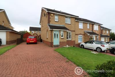 Property to rent in Elm Drive, Chapelhall, Airdrie, ML6