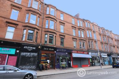 Property to rent in Queen Margaret Drive , North Kelvinside, Glasgow, G20 8NY