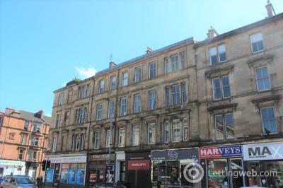 Property to rent in Great Western Road, Hillhead, Glasgow, G4 9AW
