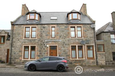 Property to rent in Flat 3, Richmond House, Rhynie