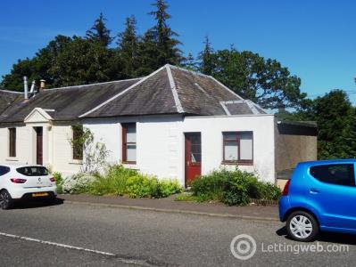 Property to rent in Peebles Road, Penicuik, Midlothian