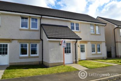 Property to rent in 45b Wades Circle, Milton Of Leys, Inverness. IV2 5JG