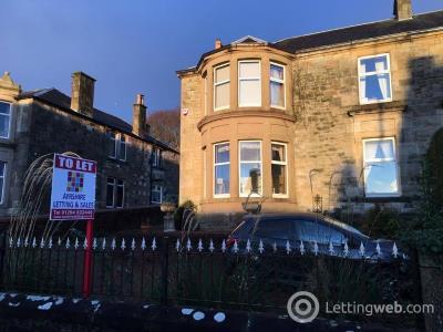 Property to rent in Snowdon Terrace, West Kilbride, North Ayrshire, KA23 9HN