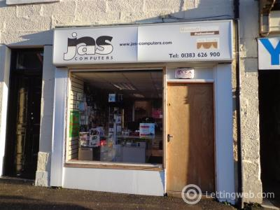 Property to rent in Chalmers St, Dunfermline, Fife