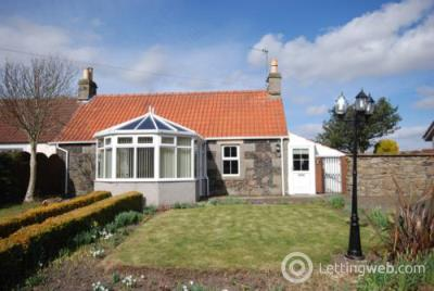 Property to rent in Juniper Cottage, 15 Mid Street, Largoward, Leven