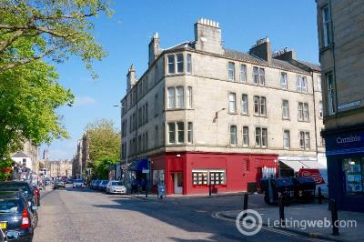 Property to rent in Comely Bank Road, Comely Bank, Edinburgh, EH4 1DR